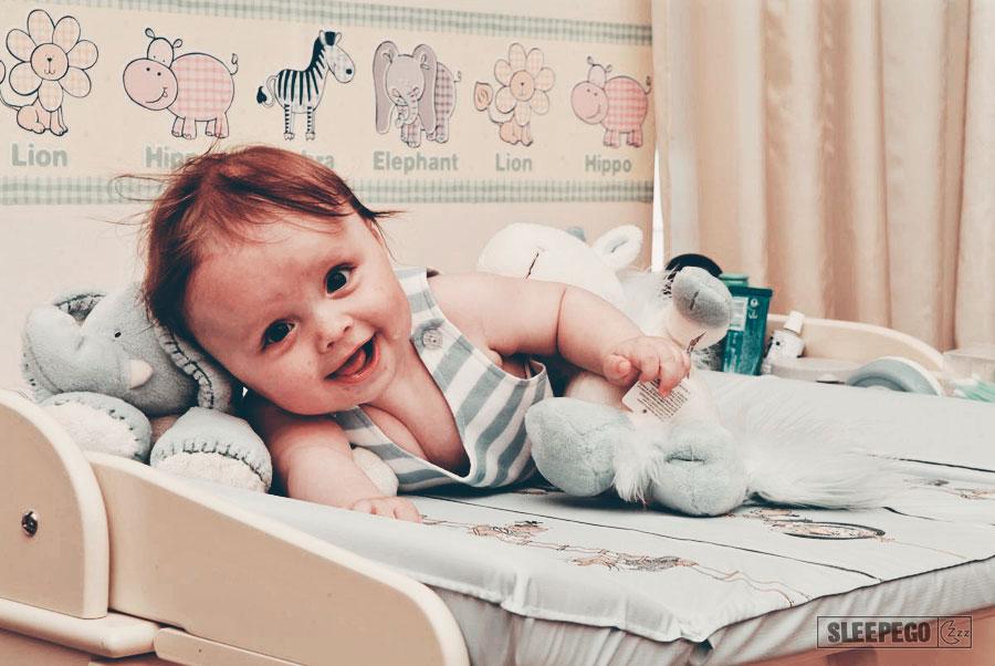 Сколько должен спать ребенок в 7 месяцев за сутки 18-2