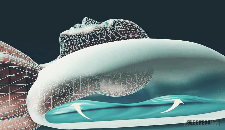 Как правильно спать при шейном остеохондрозе: сон без осложнений 2-2