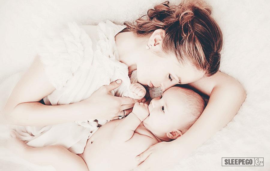 Сколько должен спать ребенок в 4 месяца - таблица сна 38-2
