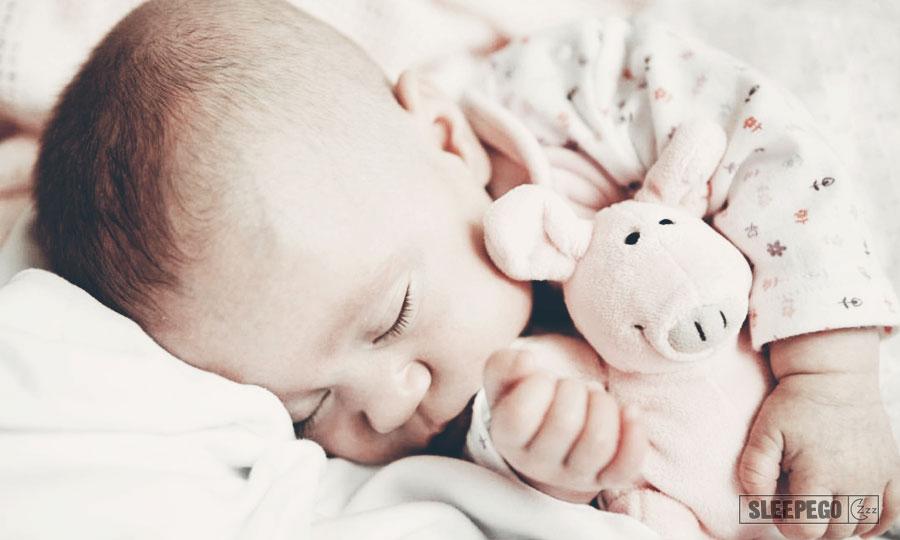 Сколько должен спать ребенок в 4 месяца - таблица сна 38-4