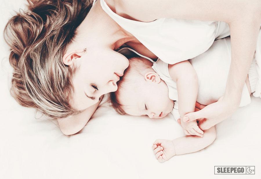 Как научить младенца спать всю ночь и причины которые могут помешать 41-3