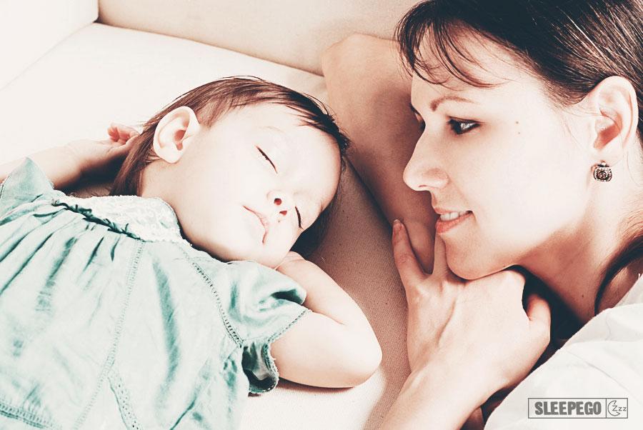 Как научить младенца спать всю ночь и причины которые могут помешать 41-4