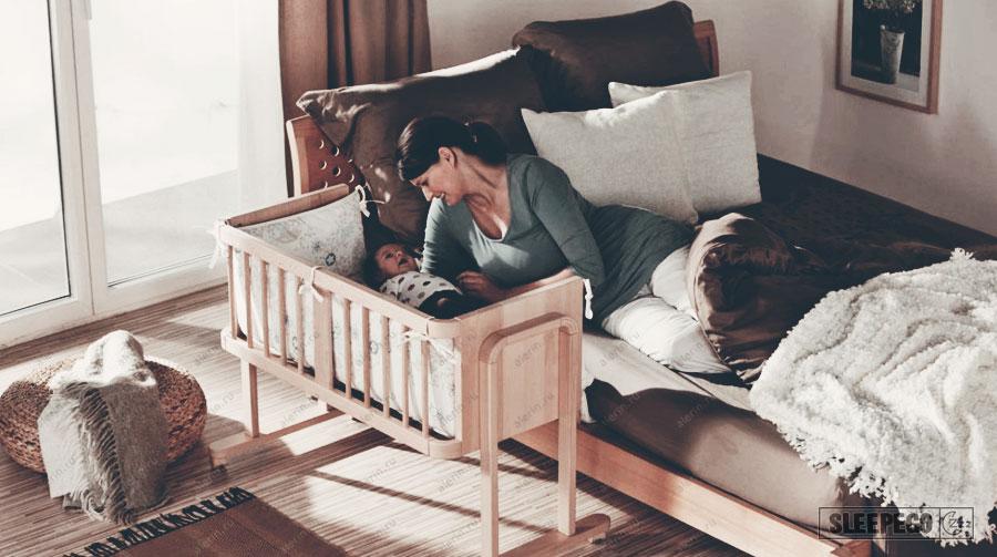 Как правильно укладывать новорожденного спать: советы молодым мамам 42-9